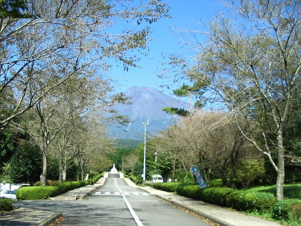 岩倉富士山